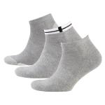 Мужские укороченные носки с мягкой подошвой 3 пары в упаковке.