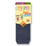 Детские хлопчатобумажные леггинсы 128-134