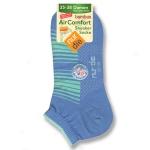 Женские укороченные носки из бамбука Air Comfort.